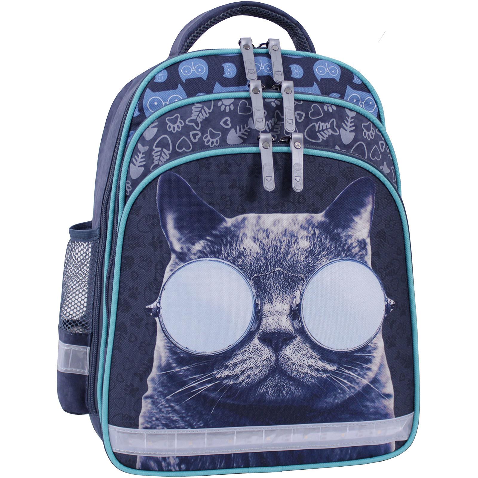 Для детей Рюкзак школьный Bagland Mouse 321 серый 611 (0051370) IMG_0006_суб.611_.JPG