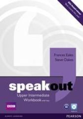 speakout Upper Intermediate Workbook with Key and Audio CD Pack