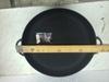 Сковорода чугунная , гриль, 340 мм*40 мм.