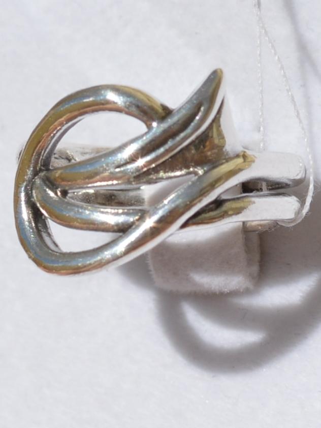 Хедера  (кольцо из серебра)
