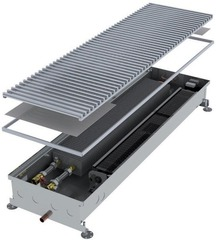 Внутрипольный конвектор COIL-KO 900