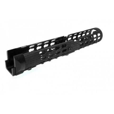 Цевье трубчатое VS-25 для карабинов АК105/102/104,САЙГА-МК ИСП.30, KEY-MOD / Вежливый стрелок