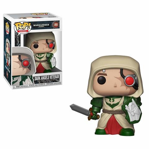 Фигурка Funko POP! Vinyl: Games: Warhammer 40K: Dark Angels Veteran 38326