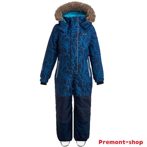 Зимний комбинезон Premont Льды Рэд-Ривер WP92175 BLUE