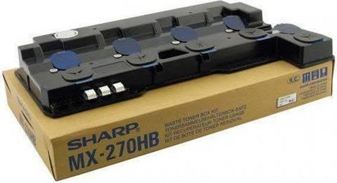 Контейнер Sharp MX270HB отработанного тонера