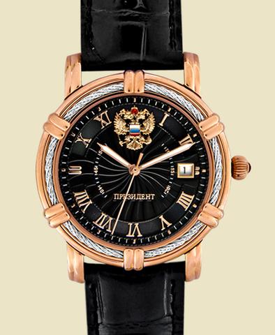 Купить Наручные часы Полет Президент 4459473 по доступной цене