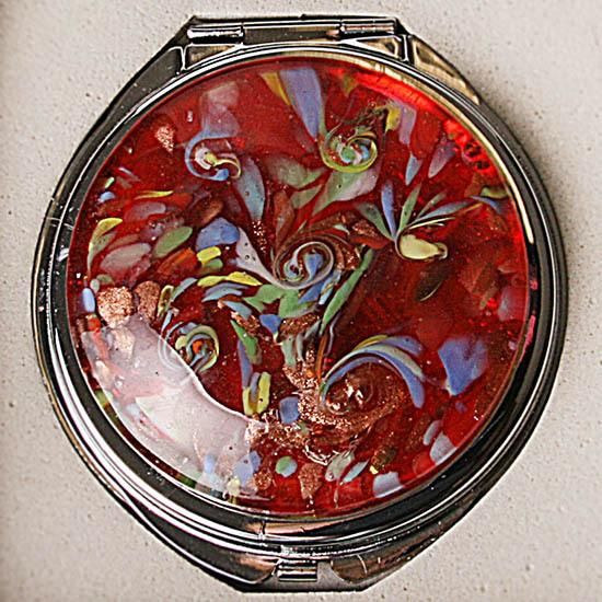 Зеркало мурано микс цвета 454564