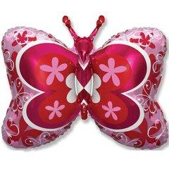 F Мини фигура Бабочка Декор/ Butterfly (14