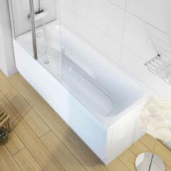 Акриловая ванна Ravak CHROME C741000000 170х75 белая