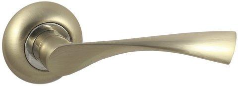 Фурнитура - Ручка Дверная  Vantage V23 D AL, цвет никель матовый алюминий (гарантия - 12 месяцев)