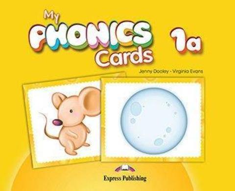 MY PHONICS 1a Cards