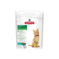 Hill's Science Plan Healthy Development сухой корм для котят с тунцом