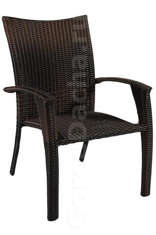 Кресло «МОНАКО» из искусственного ротанга