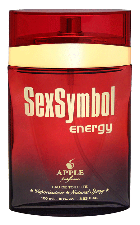 SEX SYMBOL Energy, Apple parfums