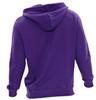 Мужская толстовка Mizuno Promo Hooded purple (P12MF01 68) фото сзади