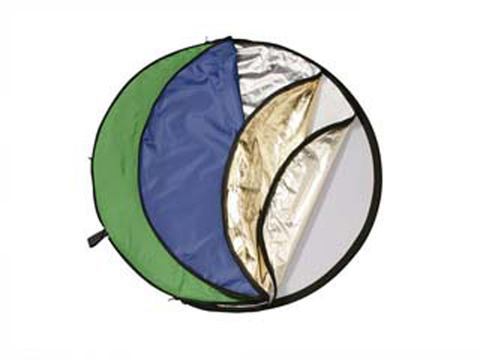 Отражатель Phottix 7-in-1 Light Mulit Collapsible Reflector 107cm