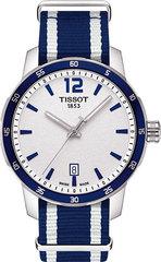 Наручные часы Tissot Quickster T095.410.17.037.01