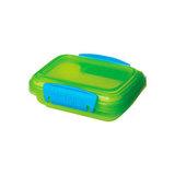 Набор контейнеров Lunch (3 шт) 200 мл, артикул 41524, производитель - Sistema, фото 3