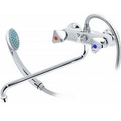 Смеситель для ванны универсальный VarioFin Лазер 2022361 фото