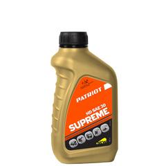 Масло PATRIOT SUPREME HD SAE 30 4T 0,592л.