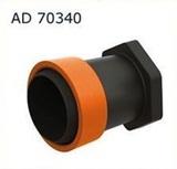 AD 70340 Заглушка для ленты Туман(GS) 40 мм