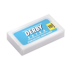 Сменные лезвия Derby Extra BLU 10 шт
