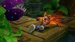 PS4 Crash Bandicoot N'sane Trilogy (английская версия)