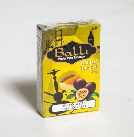 Табак Balli Melon With Passion Fruit 50 г