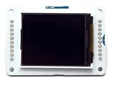 Цветной графический TFT-экран 160×128