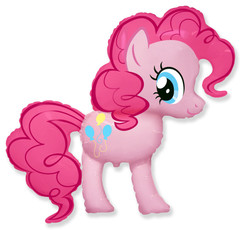 Пони Розовая F 32