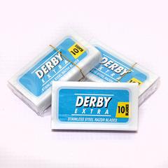 Сменные лезвия Derby Extra BLU
