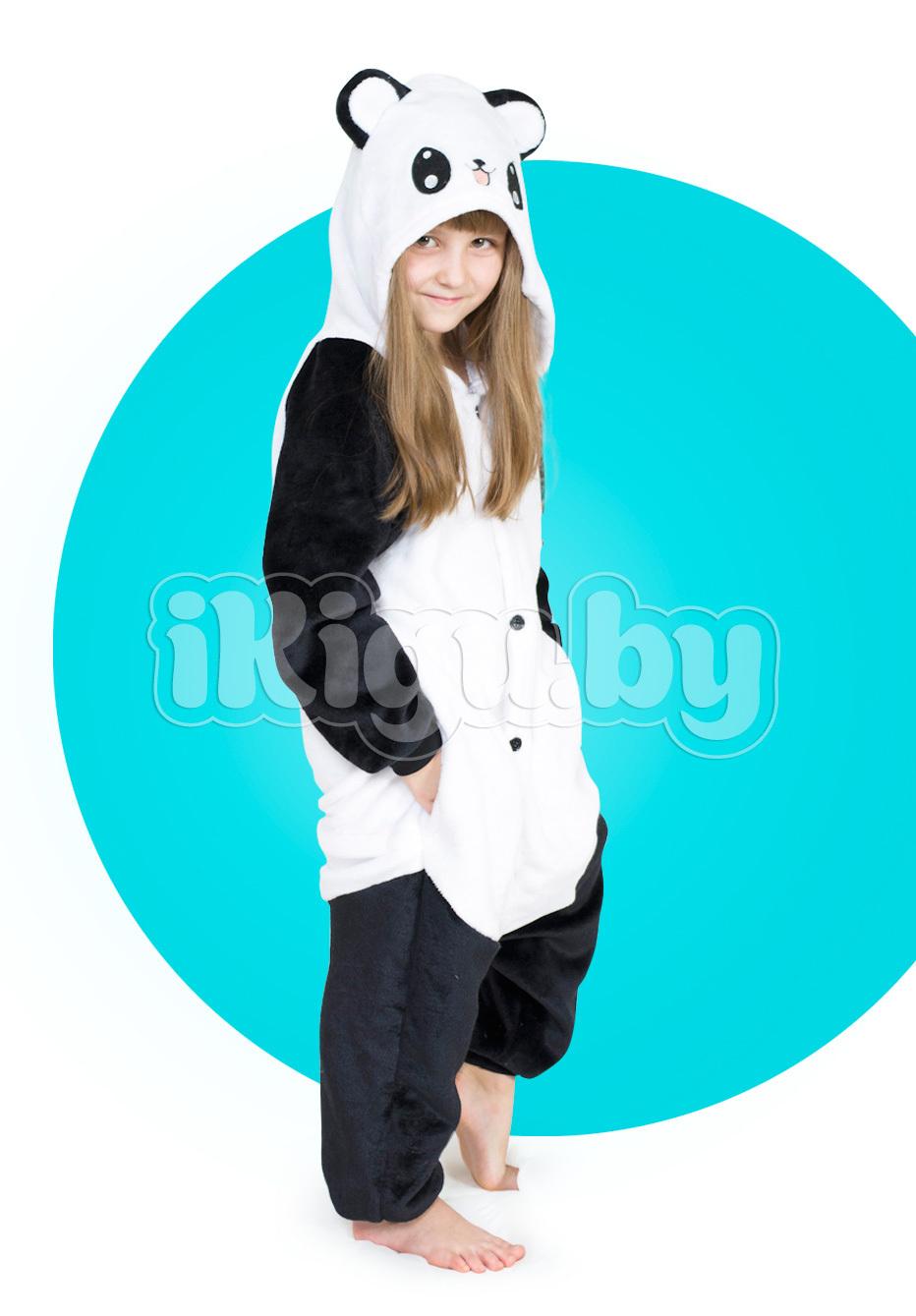 """Детские пижамы кигуруми """"Веселая Панда"""" детки_пандочка1_IGP824320190130-14478-vnx5w7.jpg"""