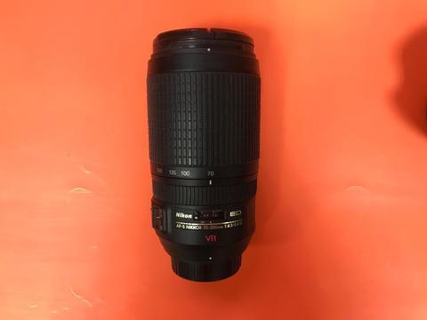Nikon af-s 70-300mm f/4.5-5.6 g ed vr Комиссия