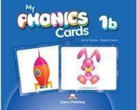 MY PHONICS 1b Cards