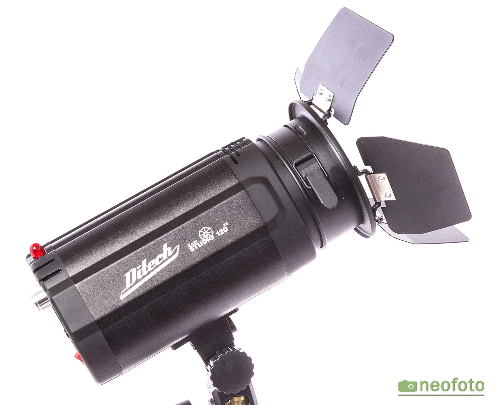 Комплект студийного света Ditech ES180 kit
