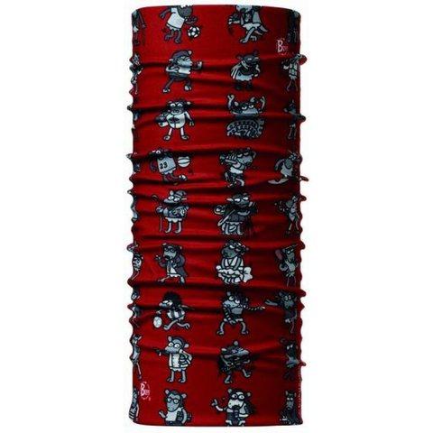 Многофункциональная бандана-труба Buff Pipol Grana
