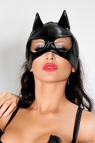 Черная маска MK02