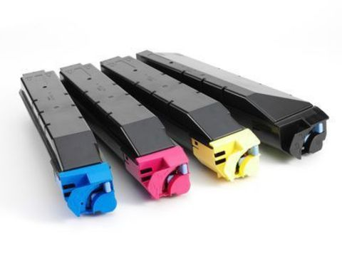 Kyocera TK-8505C - тонер-картридж голубой для Kyocera TASKalfa 4550ci/5550ci. Ресурс 20000 страниц
