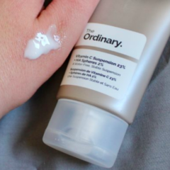 The Ordinary Vitamin C Suspension 23% + HA Spheres 2% сыворотка для лица 30 мл