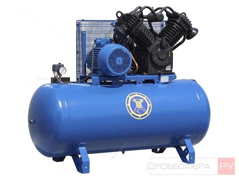 Поршневой компрессор АСО С416М