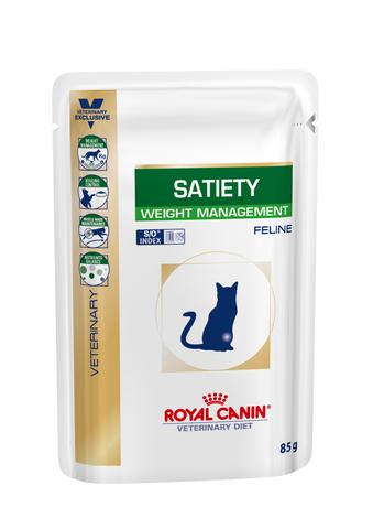 Royal Canin Satiety SAT30 , при избыточном весе 85 г