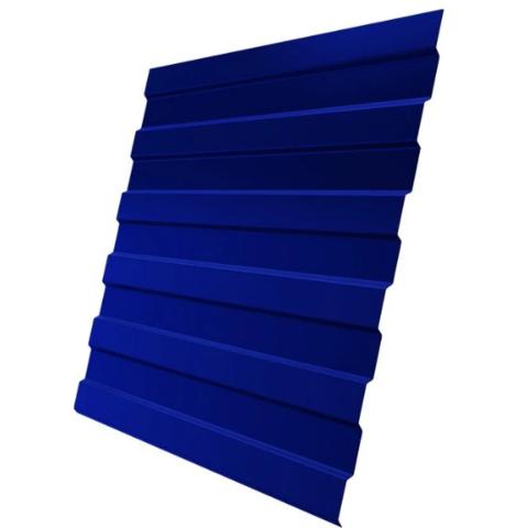Профнастил С8х1220 мм RAL 5002 Синий ультра