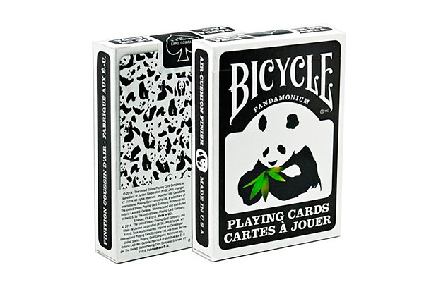 карты Bicycle Panda