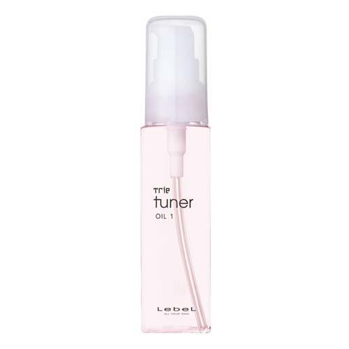 Lebel Trie Tuner Oil - Сухое шелковое масло для укладки волос