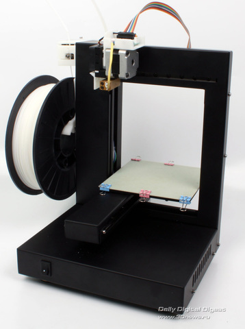 UP! 3D Printer Plus 2