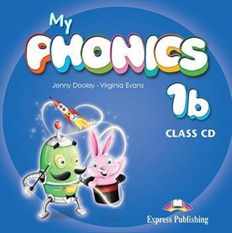 MY PHONICS 1b Class CD