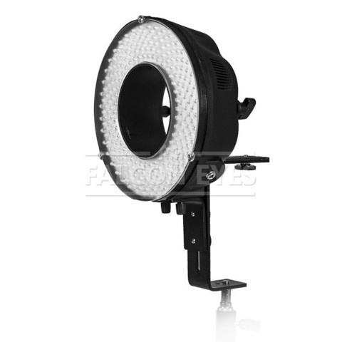 Кольцевой светодиодный осветитель Falcon Eyes Led Ring Light DVR-240D+MV-AD1