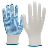 Перчатки трикотажные с точечным ПВХ покрытием (Nitras)