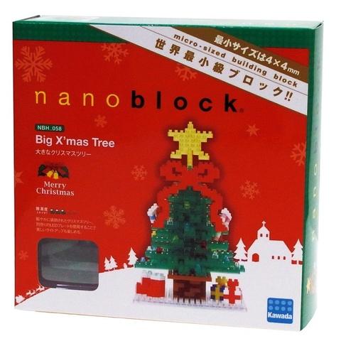 Nanoblocks Новогодняя елка