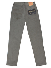 8638A джинсы мужские, зеленые